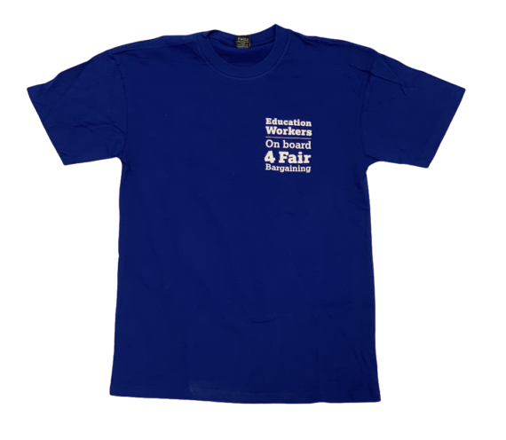 Education workers t-shirt